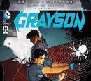 Grayson (Volume 1) Issue 18