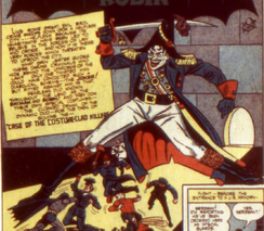 Joker-Case of the Costume-Clad Killers