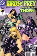 Birds of Prey 79c