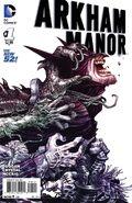 Arkham Manor Vol 1-1 Cover-2