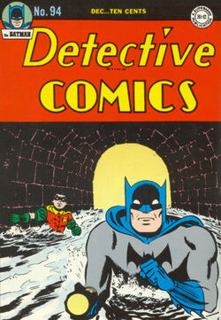 Detective Comics Vol 1-94 Cover-1