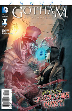 Gotham by Midnight Vol 1 Annual 1 Cover-1