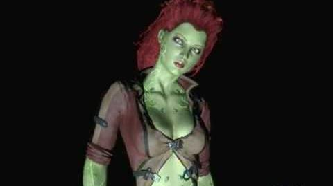 Batman Arkham City - Game Over Poison Ivy