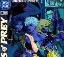 Birds of Prey Issue 4
