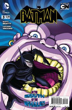 Beware the Batman Vol 1-3 Cover-1