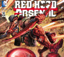 Red Hood/Arsenal (Volume 1) Issue 12