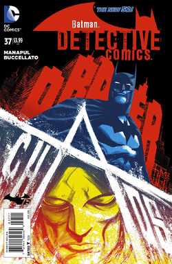 Detective Comics Vol 2-37 Cover-1