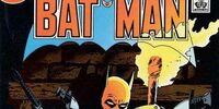 Batman Issue 393