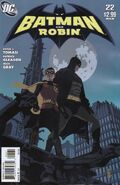 Batman and Robin-22 Cover-2
