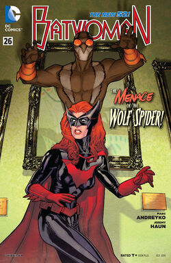 Batwoman Vol 1-26 Cover-1
