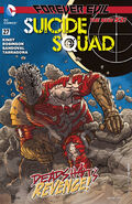 Suicide Squad Vol 4-27 Cover-1