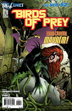 Birds of Prey Vol 3-6 Cover-1