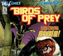 Birds of Prey (Volume 3) Issue 6