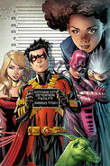 Teen Titans Vol 5-22 Cover-1 Teaser