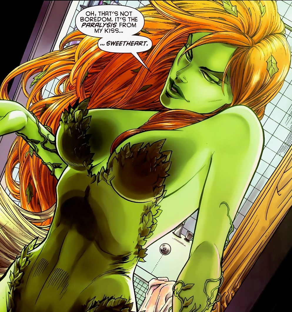 Image result for poison ivy comics