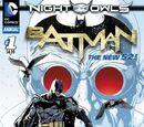 Batman (Volume 2) Annual 1