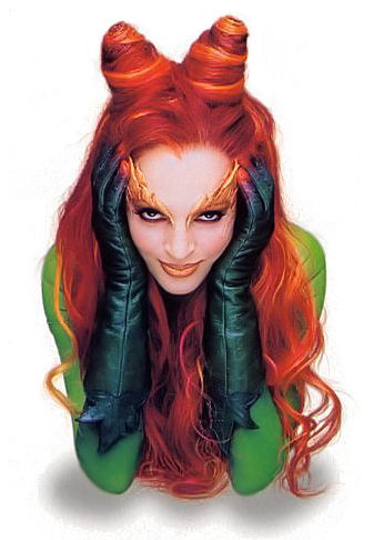 Image result for poison ivy uma thurman movie