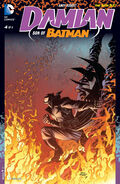 Damian - Son of Batman Vol 1-4 Cover-1