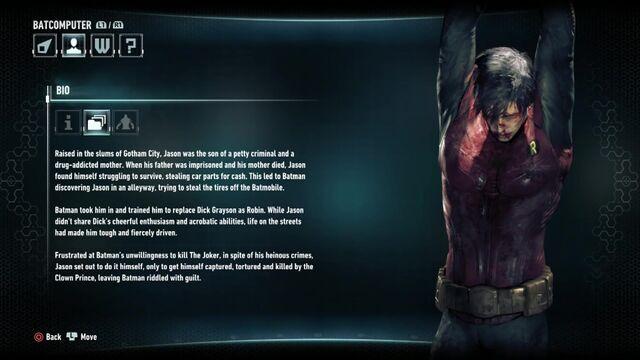 File:Batman Arkham Knight Character Bios Jason Todd.jpg