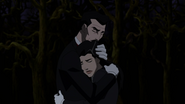 Zatara and Zatanna