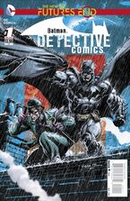 Detective Comics Vol 2 Futures End-1 Cover-2