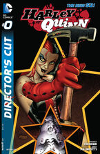 Harley Quinn Director's Cut Vol 2-0 Cover-1