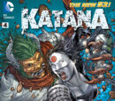 Katana (Volume 1) Issue 4