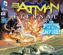 Batman Eternal (Volume 1) Issue 7