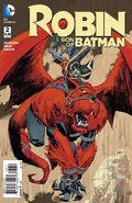 Robin Son of Batman Vol 1-2 Cover-2