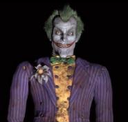 The Joker Arkham City Game Over