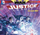 Justice League (Volume 2) Issue 23