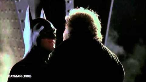 "Batman (1989) producer Jon Peters ""I'm Batman...Motherfucker"""