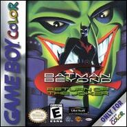 Batman Beyond Return of the Joker (Video Game) 4