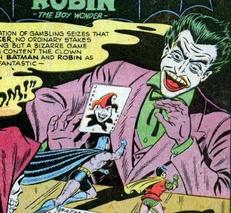 Joker-Gamble With Doom!