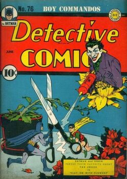 Detective Comics Vol 1-76 Cover-1