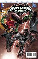 Batman and Robin Vol 2 Annual-3 Cover-1
