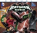 Batman and Robin (Volume 2) Annual 3