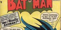 Batman Issue 112