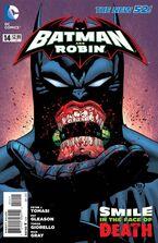 Batman and Robin Vol 2-14 Cover-1