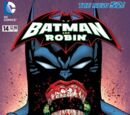 Batman and Robin (Volume 2) Issue 14