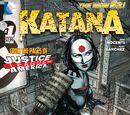 Katana (Volume 1) Issue 1