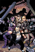 The Birds of Prey Brightest Day-2 Cover-1 Teaser