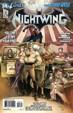 Nightwing Vol 3-3 Cover-1