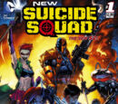 New Suicide Squad (Volume 1) Issue 1