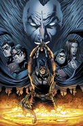 Batman Resurrection of Ras al Ghul
