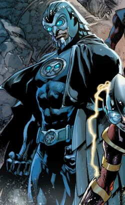 Earth-3 Owlman New 52