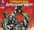 Forever Evil: Arkham War (Volume 1) Issue 3
