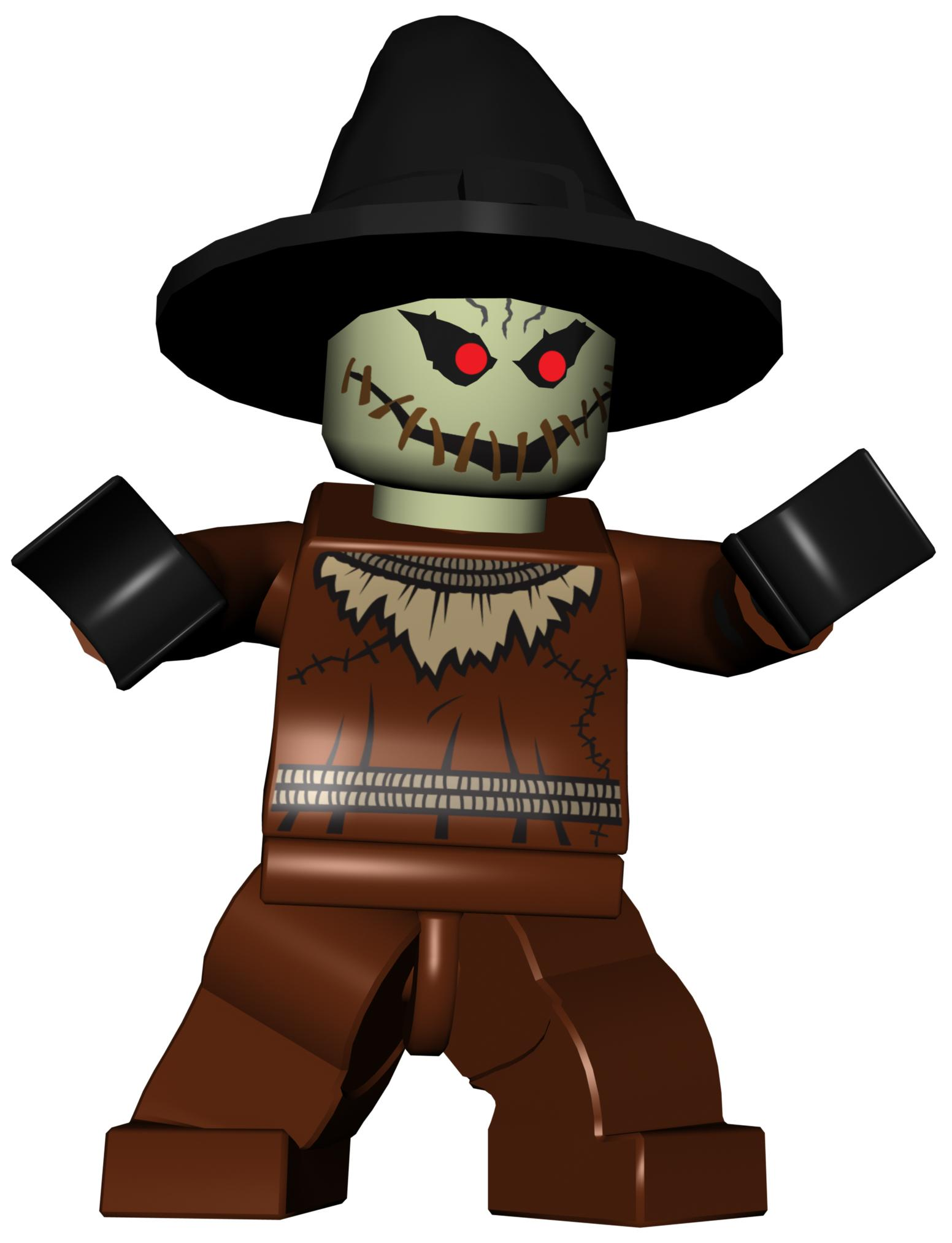 Scarecrow (LEGO Batman: The Videogame)   Batman Wiki ...
