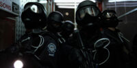 Gotham City SWAT (Nolan Films)