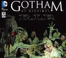 Gotham by Midnight (Volume 1) Issue 12